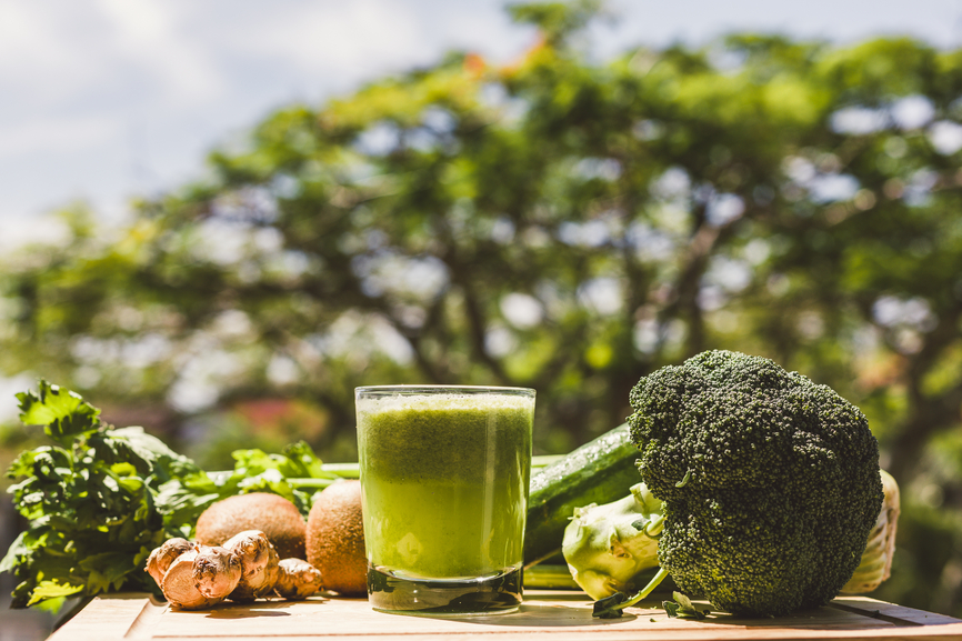 My juicer and your spiritual path